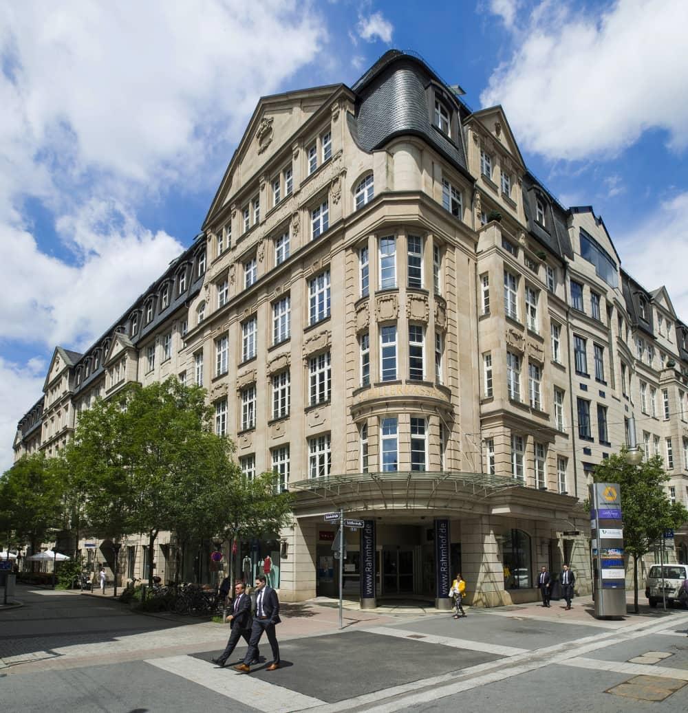 Physiotherapie und Osteopathie in Frankfurt am Main, Ateré Therapiezentrum