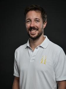 Norman Frische, staatl. anerkannter Osteopath, Heilpraktiker, Physiotherapeut und Manualtherapeut, ateré Frankfurt