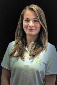 Kira Desch, staatl. anerkannte Physiotherapeutin, Sportwissenschaftlerin, ateré Frankfurt